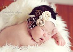 Your place to buy and sell all things handmade Baby Flower Headbands, Headband Baby, Floral Headdress, Photoshop Photography, Cute Kids, Little Ones, Family Photos, Hair Bows, Cute Pictures