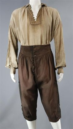 BLACK SAILS ELLERS SCREEN WORN STUNT DOUBLE PIRATE COSTUME MULTIPLE EPISODES | eBay