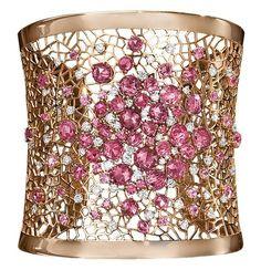 ➗Cellini Jewelers ~ pink sapphires, diamonds,