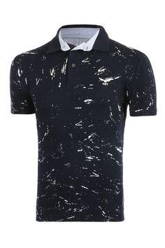 Pánské tričko s límečkem ✓ Skladem ✓ Přesné rozměry pro snadný nákup ✓  Expresní doručení ✓ de1015b5bb