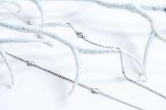 Enchanted 8 diamonds Necklace