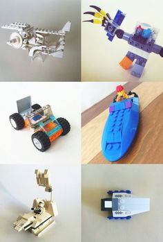 Kids Making LEGO is a fun site where kids can show off their latest LEGO creations.