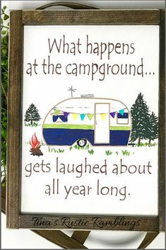 Camping supplies a terrific escape from the weekday regimen. You can boost your camping experience with ingenious outdoor camping dish. Camping Life, Van Camping, Family Camping, Camping Stuff, Camping Humor, Camping Trailers, Rv Life, Camping Gear, Camping Items