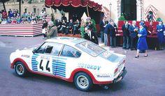 V roku 1977 obsadila Škoda 130 RS na Rely Monte Carlo prvé dve miesta v triede Monte Carlo Rally, Audi Rs, Ford Escort, Rally Car, Twin Turbo, Old Cars, Milan, Product Launch, Racing