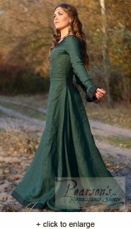 Autumn Princess Dress