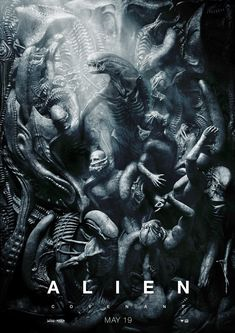 Predator Central — The great looking poster for Alien: Covenant Best Movie Posters, Horror Movie Posters, Horror Movies, Madea Halloween, Halloween Movies, Predator Movie, Alien Vs Predator, David Cameron, Alien Covenant Full Movie