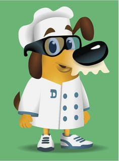 Doggity's new look for Season 2 and NBC Kids!