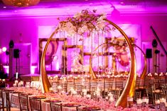 Wedding backdrop reception indian hanging flowers ideas for 2019 Wedding Reception Backdrop, Wedding Table Decorations, Decoration Table, Indian Reception, Reception Ideas, Flower Centerpieces, Wedding Centerpieces, Tall Centerpiece, Centrepieces