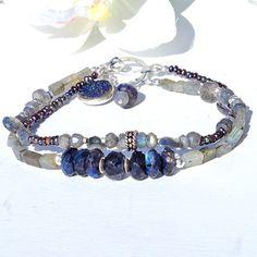Gemstone Bracelet, Healing Bracelet from www.mymusejewelry.com
