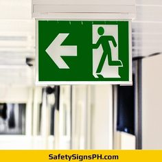 Looking for a reliable fire exit signage supplier in the Philippines? Hospital Signage, Exit Sign, Philippines, Fire, Led, Signs, Shop Signs, Sign
