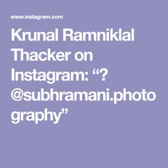 "Krunal Ramniklal Thacker on Instagram: ""📷 @subhramani.photography"" Dagdusheth Ganpati, Photography, Instagram, Photograph, Fotografie, Photoshoot, Fotografia"