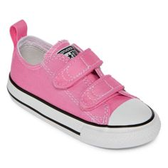 Converse Chuck Taylor All Star Girls Sneakers - Toddler  found at @JCPenney