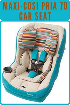 The Pria 70 is specially designed to fit better in your car, allowing more room for your passengers to stretch out in the front seats. It fits children rear-facing starting at 9 pounds and keeps them cozy up to 40 pounds. Best Convertible Car Seat, Best Car Seats, First Car, All In One, Infant, Cozy, Children, Fit, Young Children