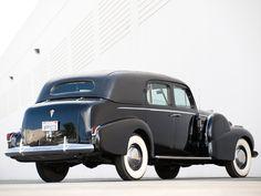 Cadillac Fleetwood Seventy-Five Formal Sedan '1940