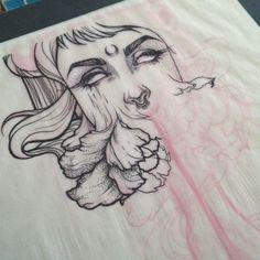 dotwork tattoo designs - Google Search