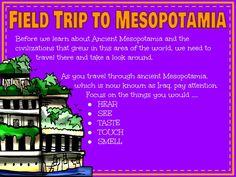 Field Trip to Mesopotamia FREE!