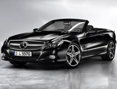 Mercedes Benz SL550 Santa could I have one PLEASE!!!