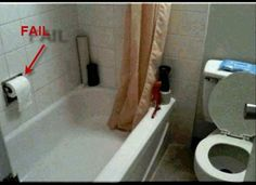 27 WTF Bathroom Moments That Are Completely Disgusting! (Or hilarious!) - brainjet.com