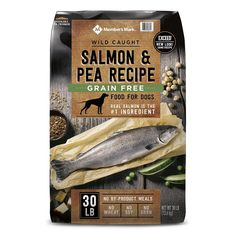 Buy Best Rated Dog Food Grain Free Salmon Small Large Breeds Pet Supplies at online store
