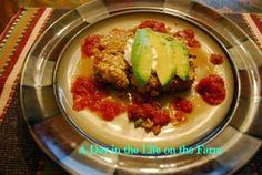 A Day in the Life on the Farm: Southwestern Oatmeal Cakes for #FoodieExtravaganza + A Giveaway