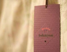 Hang tags collection for Bershka :: AW15