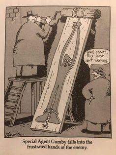 Gary Larson, The Far Side, Funny Cartoons, Jokes, Humor, Husky Jokes, Humour, Memes, Funny Photos