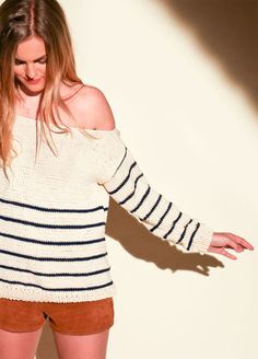 Abruzzo Sweater | We Are Knitters