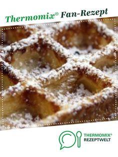 René s Belgische Waffeln ,die allerbesten der Welt .. von Regionalrekord Rene. Ein Thermomix ® Rezept aus der Kategorie Backen süß auf www.rezeptwelt.de, der Thermomix ® Community.