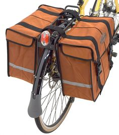 Panniers Electric Cargo Bike Bag Saddle Bags Scooter
