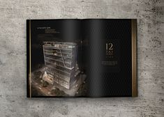Luxury real estate brochure design concept on behance дизайн брошур, журнал Luxury Brochure, Design Brochure, Booklet Design, Company Brochure, Brochure Layout, Corporate Brochure, Brochure Ideas, Corporate Design, Luxury Branding