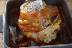 Ciolan de porc cu bere la cuptor | Savori Urbane Cordon Bleu, Turkey, Meat, Pork, Turkey Country