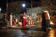 Cabalgata de Reyes y Belén viviente de Torregalindo