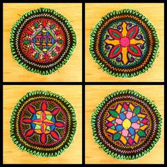 Native Shipibo Hand-Woven Ayahuasca Tribal by ShipiboKoniboDesigns