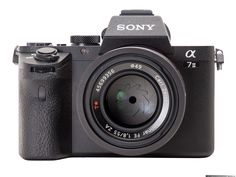 The Sony Alpha a7 II is an image-stabilized full frame mirrorless camera, the fourth release in Sony's a7 lineup and the follow up the original a7. It uses the same 24-megapixel sensor as its predecessor, and the same Bionz X processor as the rest of the a7 series. Improvements come in the form of 5-axis sensor-based image stabilization, improved AF performance and some overall design tweaks. The controls are laid out in similar fashion to the a7, though the grip, command dials and shutte...