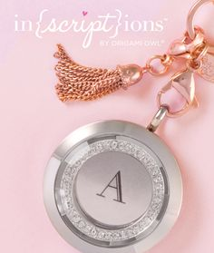This has to be my very favorite look from the new Origami Owl spring line! www.angierhoads.origamiowl.com