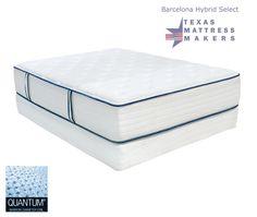 Texas Mattress Makers Oslo Foamless Sleep Plush Select