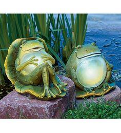 Jeremiah The Glowing Bullfrog