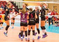 Nieuwsbericht: Overtuigende overwinning op VC Sneek in Supercup