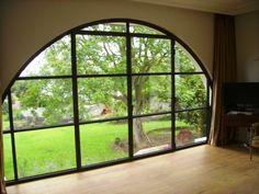 Bezier, fabricant de fenêtres et de menuiseries aciers avec les profilés Fineline Loft, Windows, Fabricant, Architecture, Interiors, Inspiration, Type, Design, Home Decor