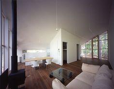 Tezuka Architects - Forest House
