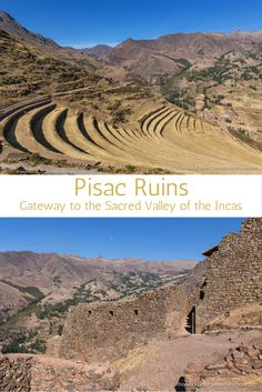 travelyesplease.com | The Pisac Ruins- Gateway to the Sacred Valley of the Incas (Blog Post) | Peru, South America