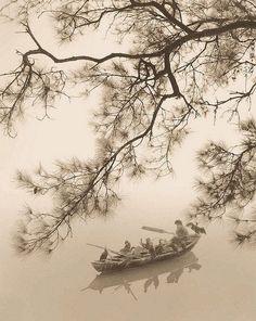 Fishing, Don Hong-Oai, photographer.
