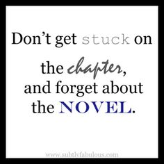 Love this! Our life is a novel and each day is a page. A year makes a chapter, and if we focus on certain bad pages it makes it difficult to move forward. Nothing stays the same, the bad with the good are lessons with which to grow on in our lifetime! :)