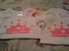 Tutorial on Making this princess shirt