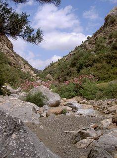 Greece/Crete/Hiking