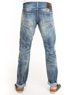 Demon - Selvedge Baboon - Jeans - Prps