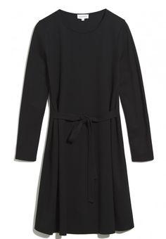 ARMEDANGELS   VIVEKAA - black Dresses For Work, Shirt Dress, Shirts, Fashion, Dress, Clothing, Woman, Gowns, Summer