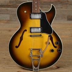 Gibson ES-135 Sunburst 2002 (s735)