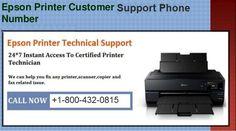 Epson Customer Support Number @8004320815.http://www.epsonprinterssupport.com/