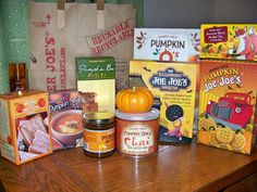 trader joe's 10 pumpkin products ranked from worst to best